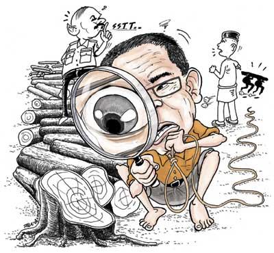 Alvin Nur Luqman .::: Kerusakan Alam Dan Cara Pencegahannya