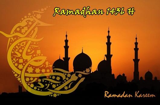 ramadhan 1436h